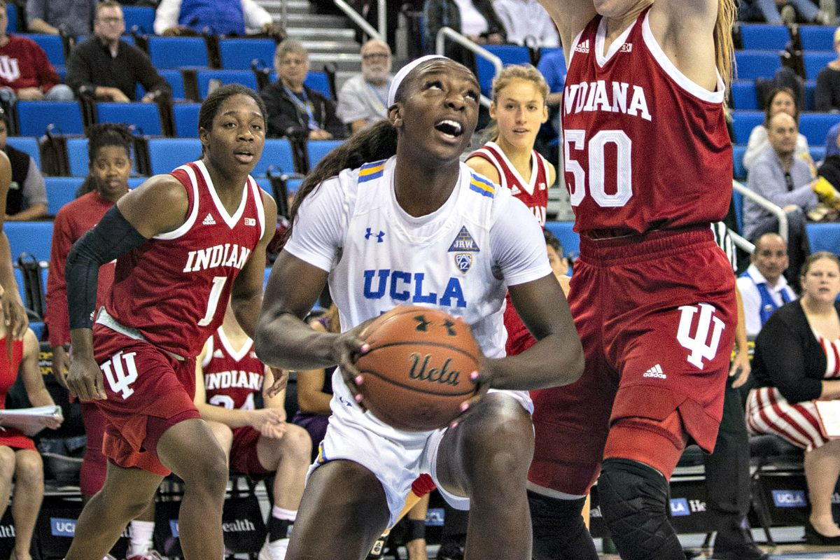 ucla women's basketball looks to get back on track against fresno