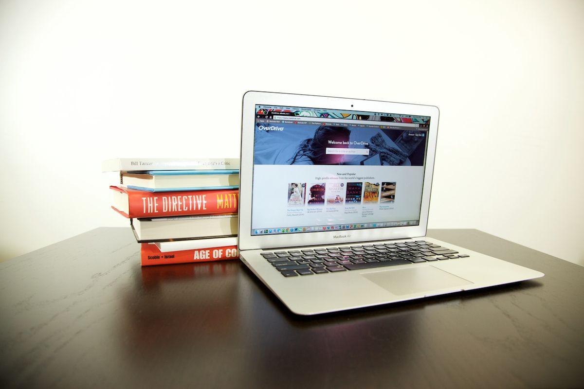 Overdrive Review A Free E Book Lending Service That
