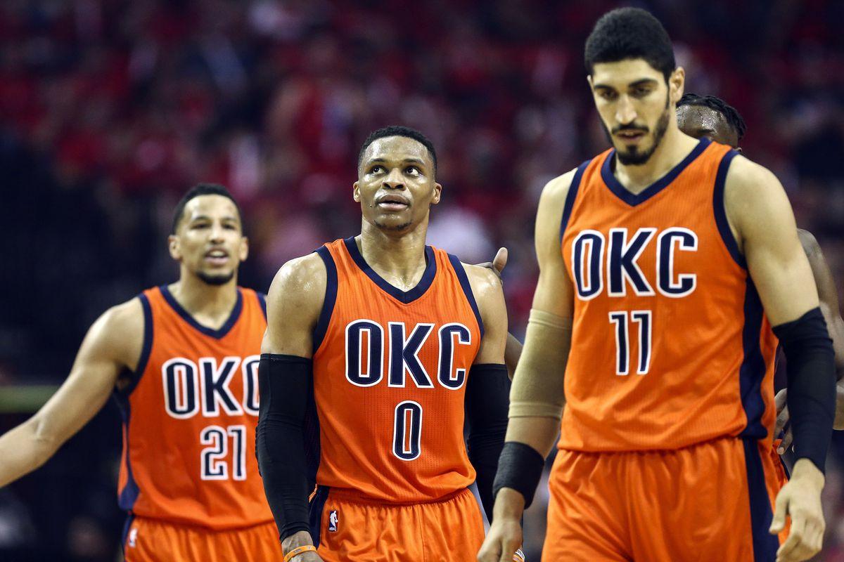 Thunder vs Rockets, NBA playoffs game 1 final score: OKC ...