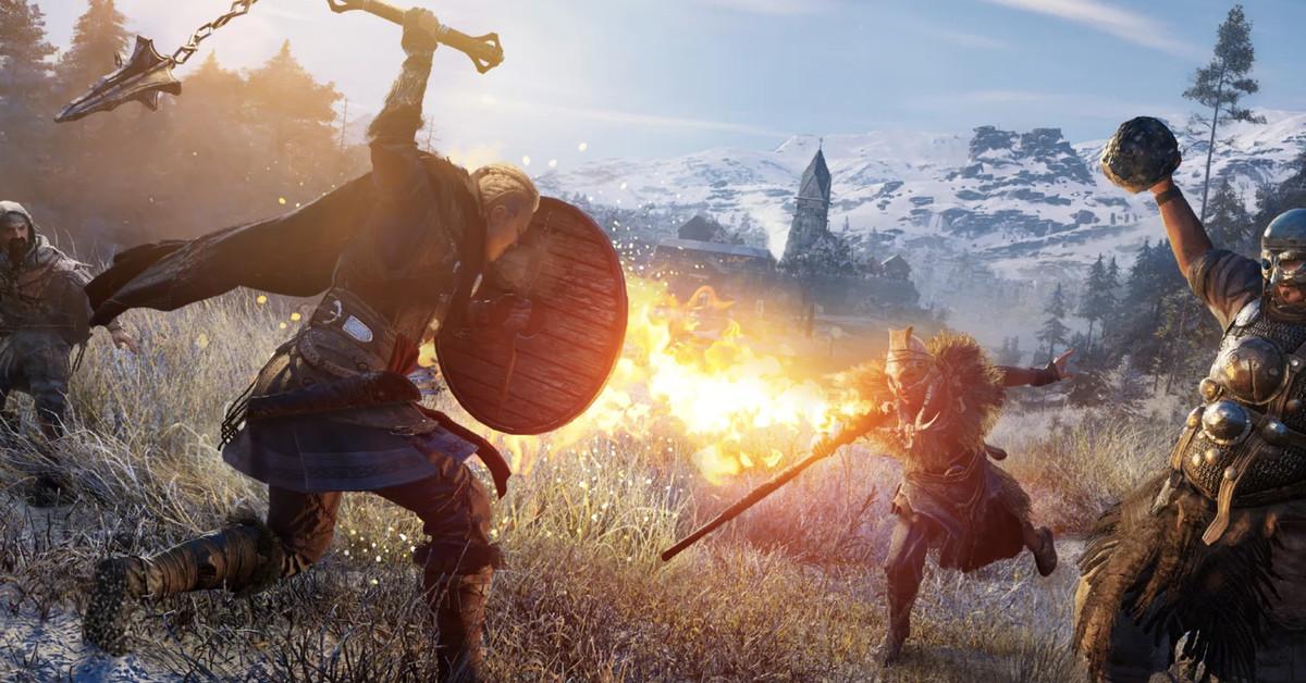 Assassin Creed Valhalla thực hành: người Viking mới, thủ đoạn cũ