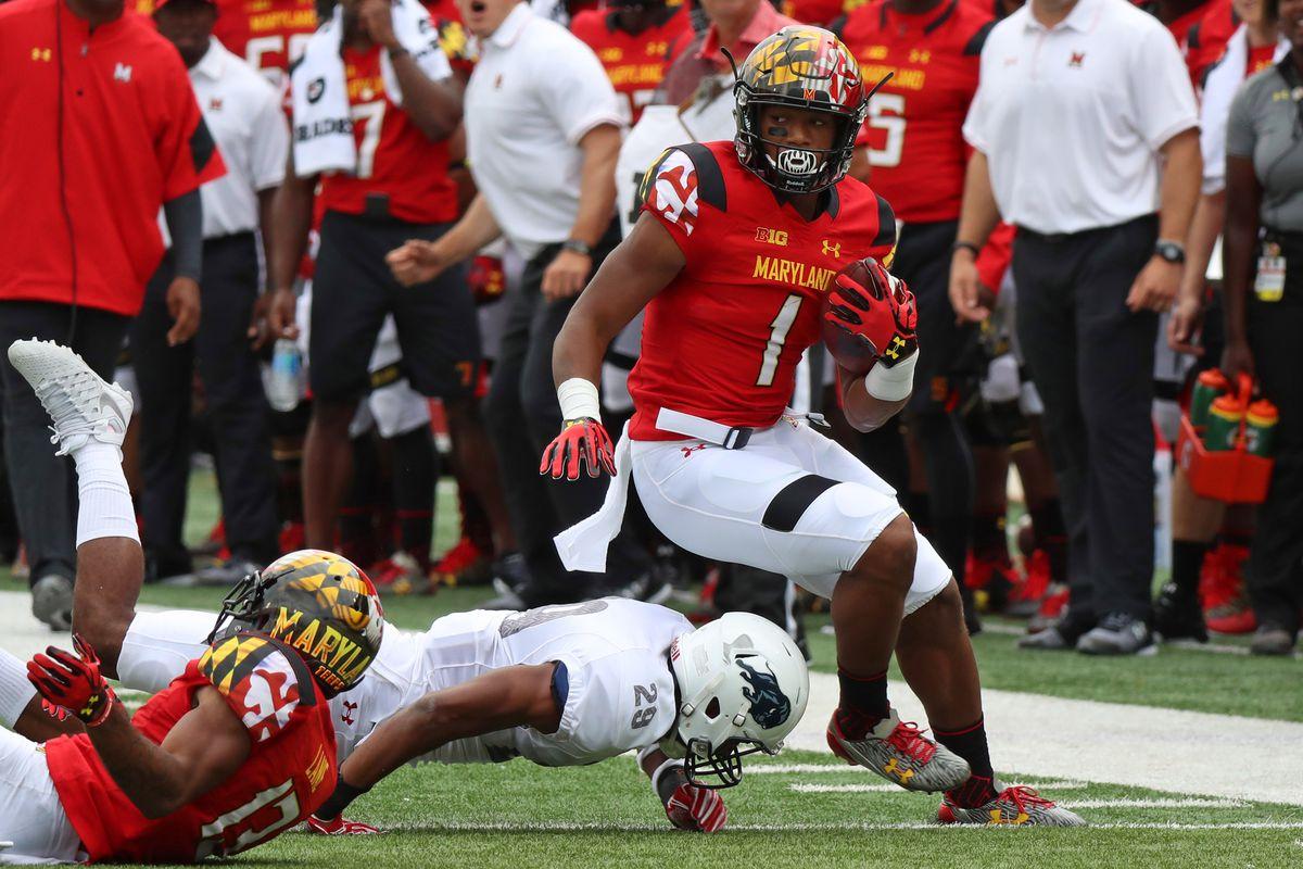 NCAA Football: Howard at Maryland