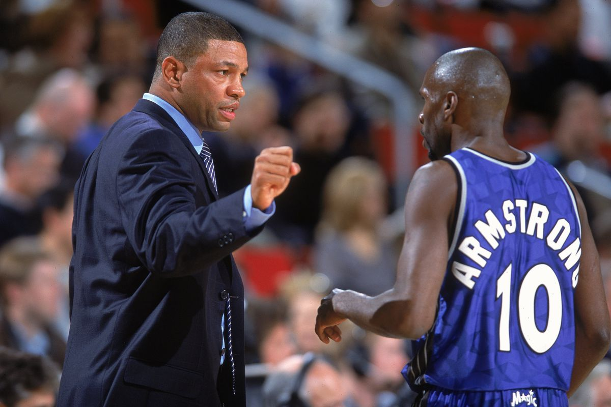 ''Doc'' Rivers/Darrell Armstrong #10