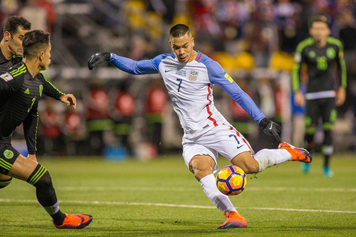Soccer: 2018 FIFA World Cup Qulafying-Mexico at USA