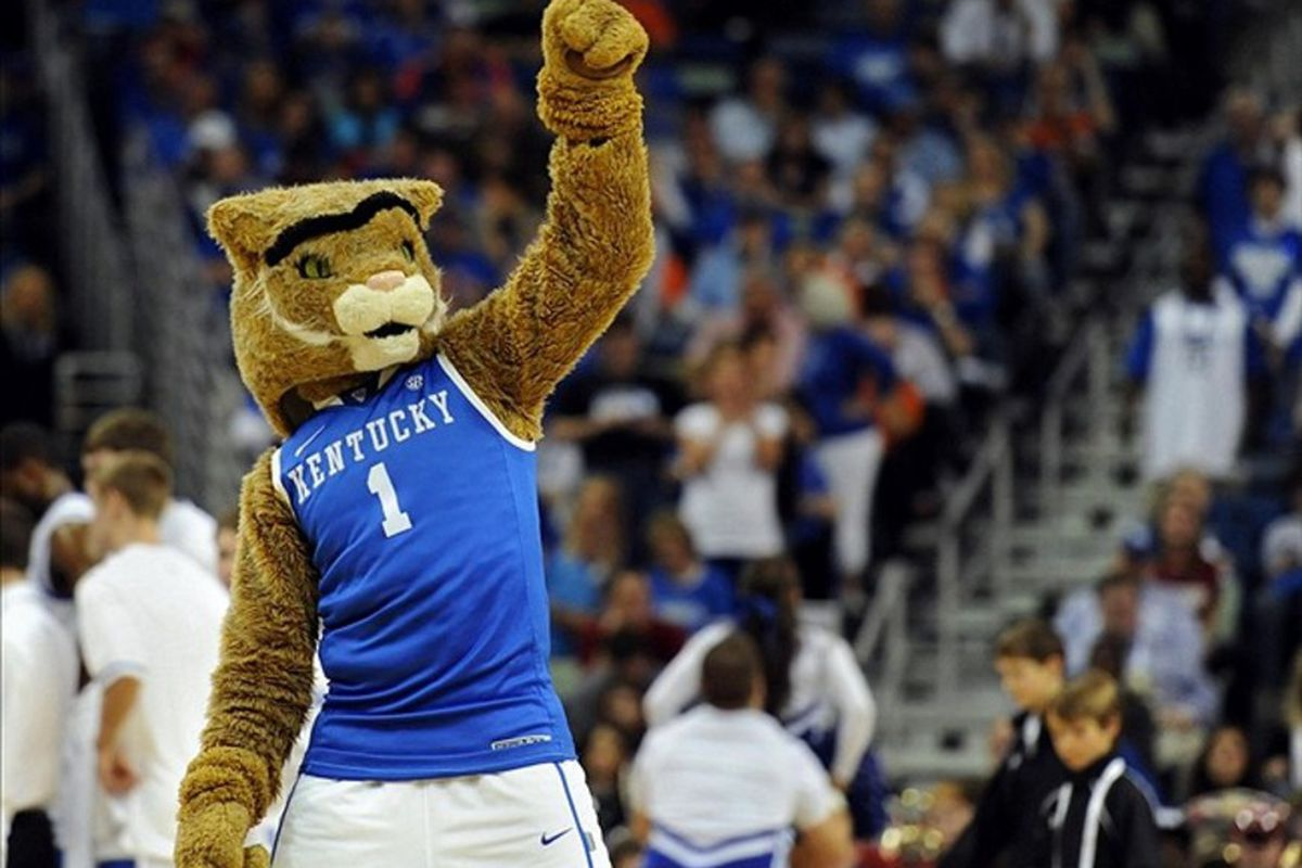 Kentucky is almost certainly the No. 1 overall seed and with good reason. Let's avoid them and their unibrows.