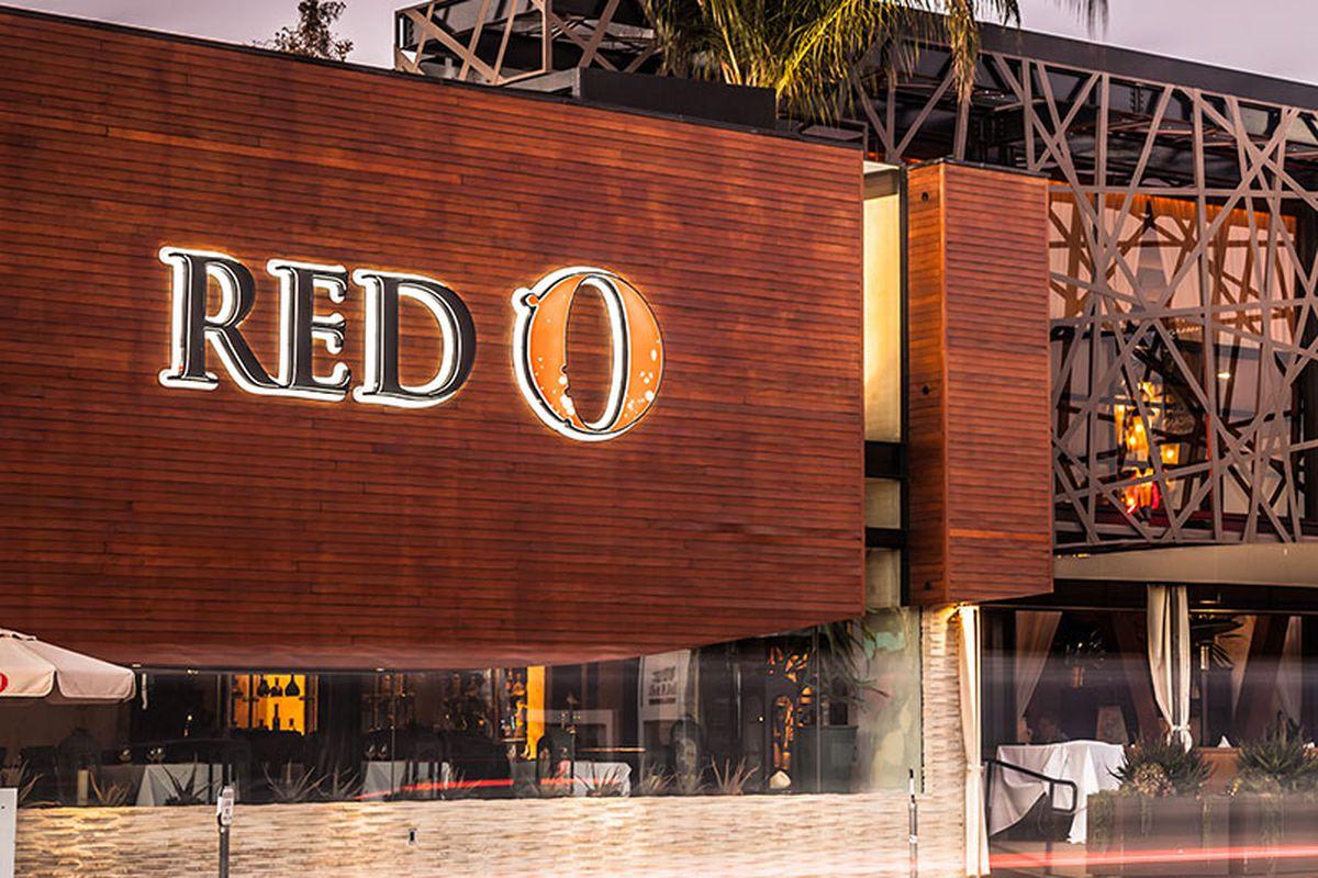 Red O on Melrose