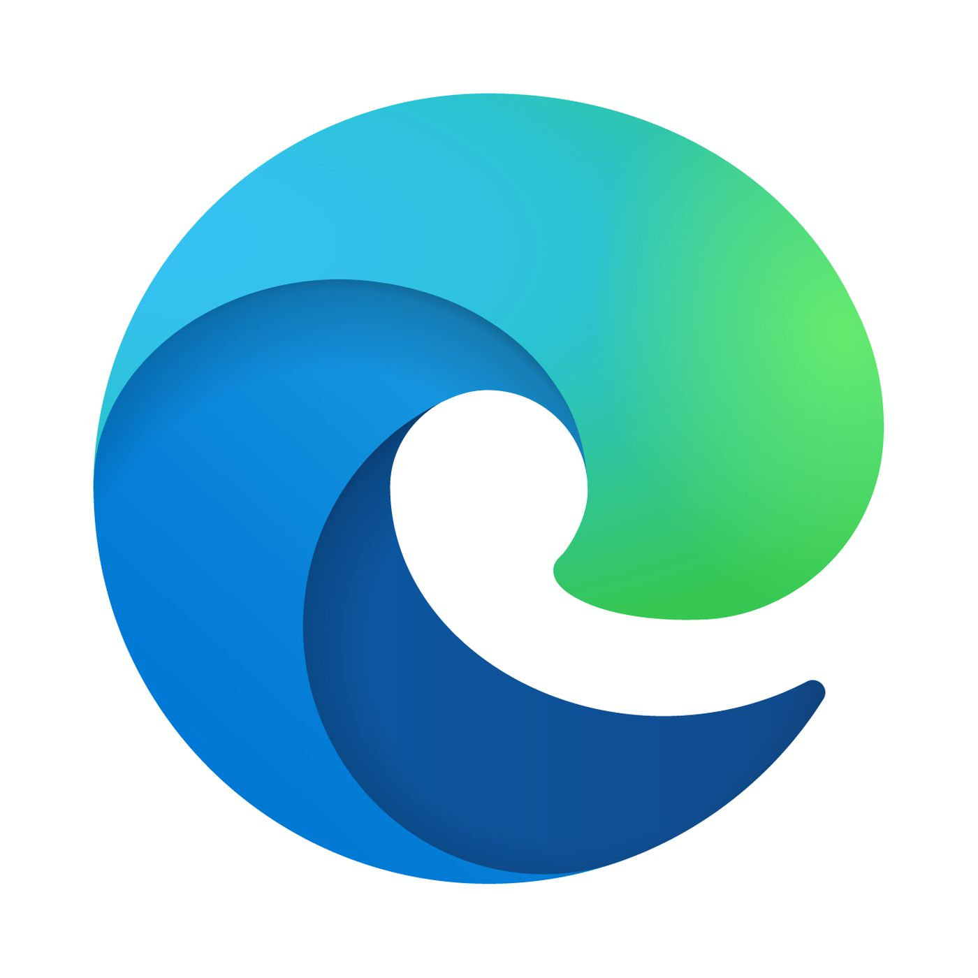 edge browser logo