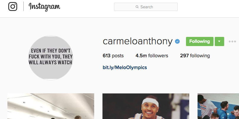 melo fux with us
