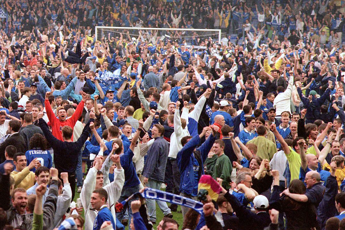 Soccer - FA Carling Premiership - Everton v Coventry City - Goodison Park