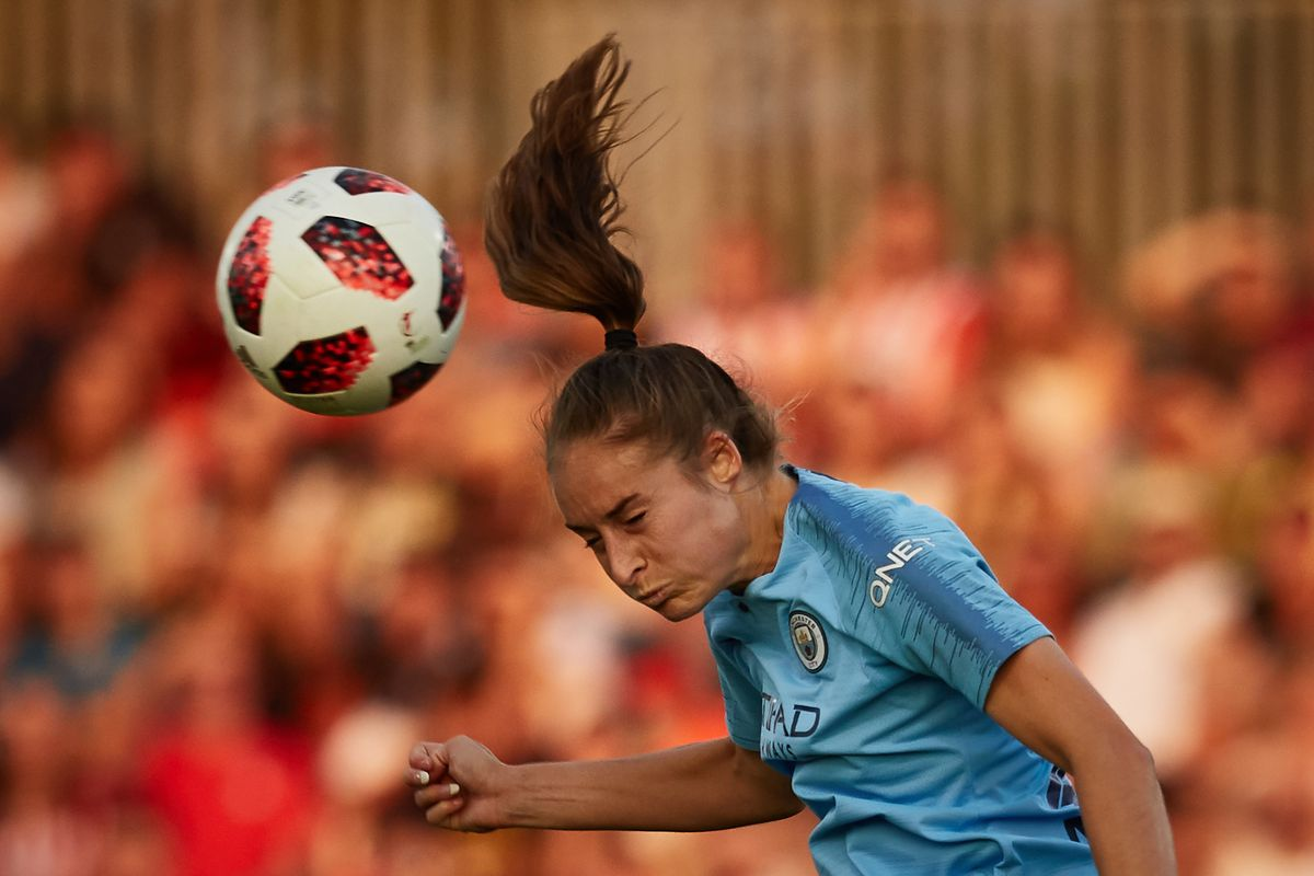Atletico Madrid v Manchester City Women - UEFA Womens Champions League Round of 32: First Leg