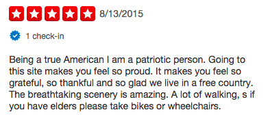 Government Yelp Review