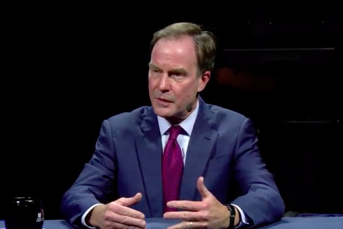 Attorney General Bill Schuette is the GOP nominee for governor in Michigan.