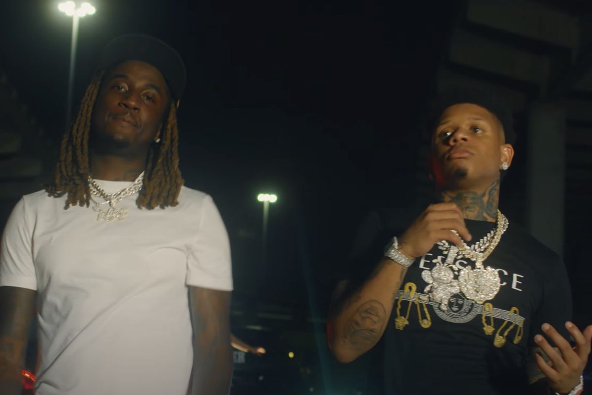 K Camp and Yella Beezy