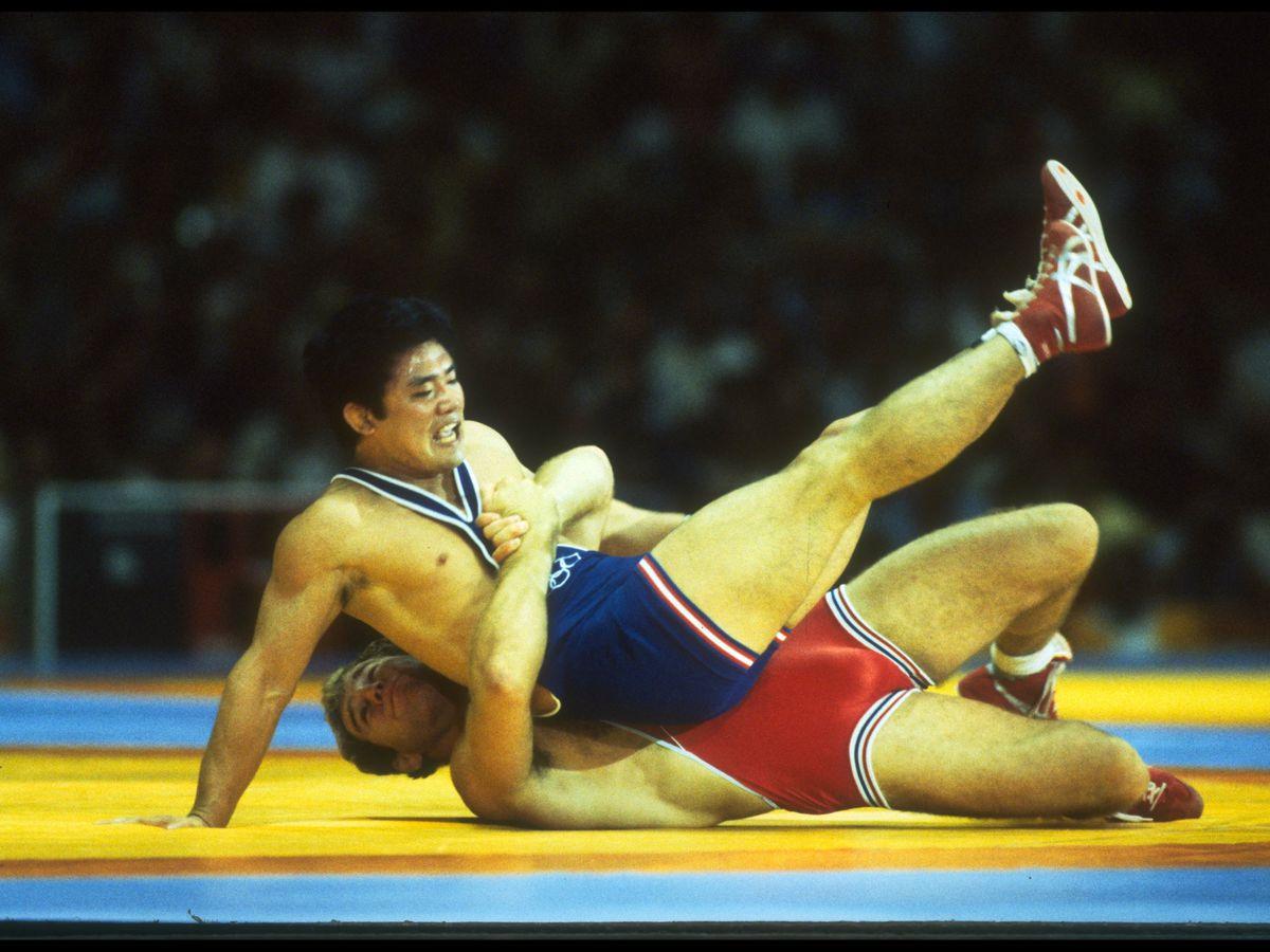 1984 wrestling