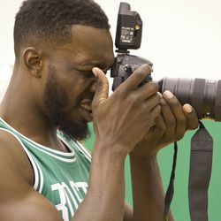 Jeff Green turns the tables