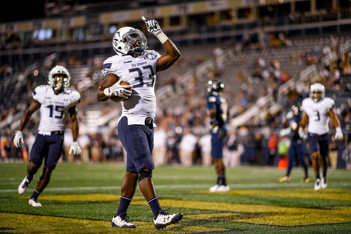 Undrafted free agents 2018: Old Dominion RB Ray Lawry signing with