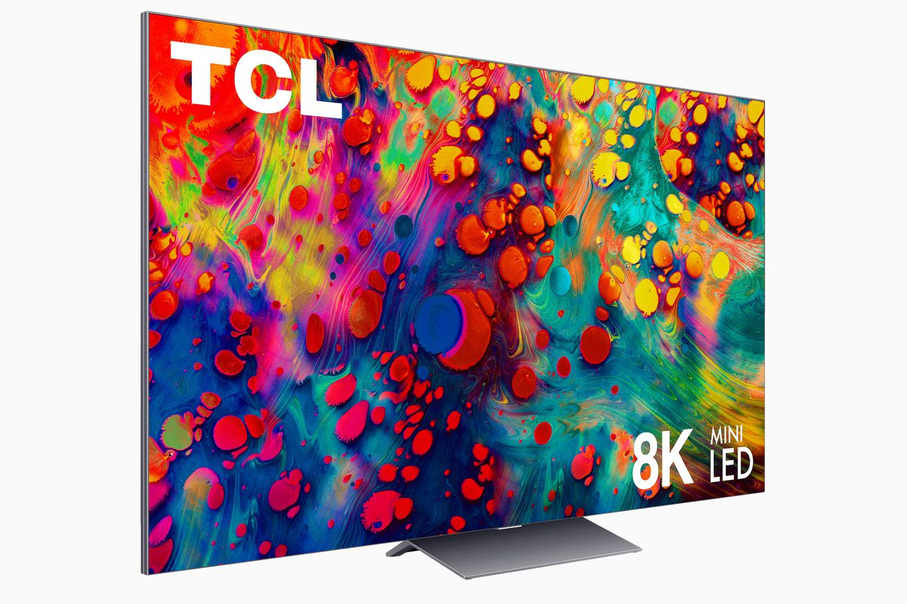CES Day 1: TCL takes its shot and Intel hunkers down