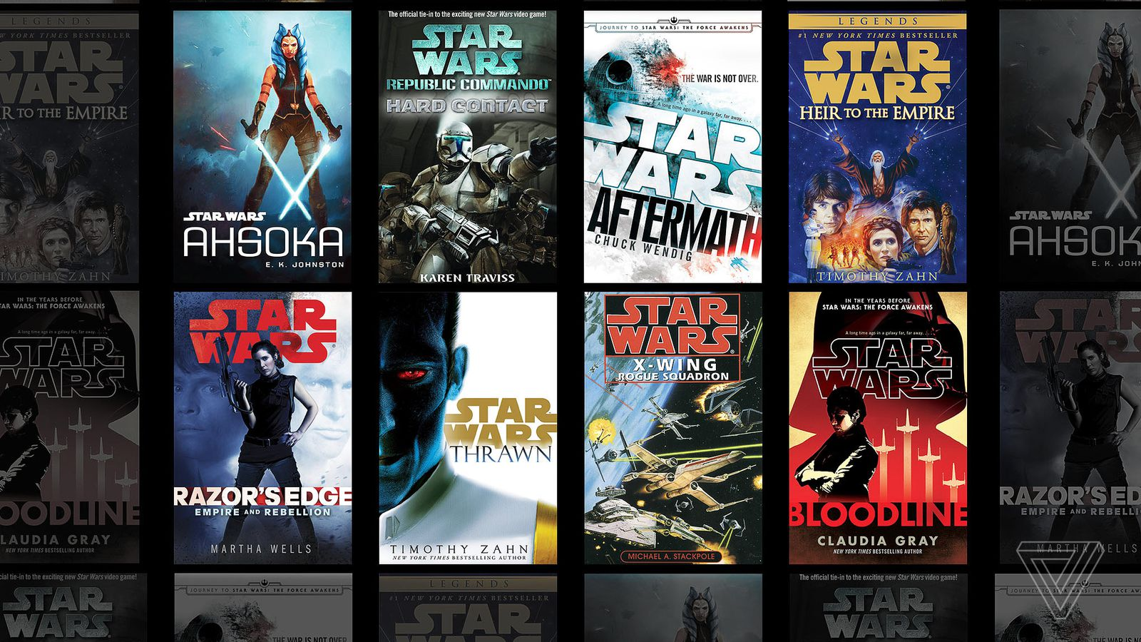 Star Wars Reading List Where To Start After You Finish The Movies The Verge