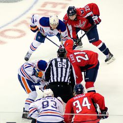 Faceoff At The Blue Line