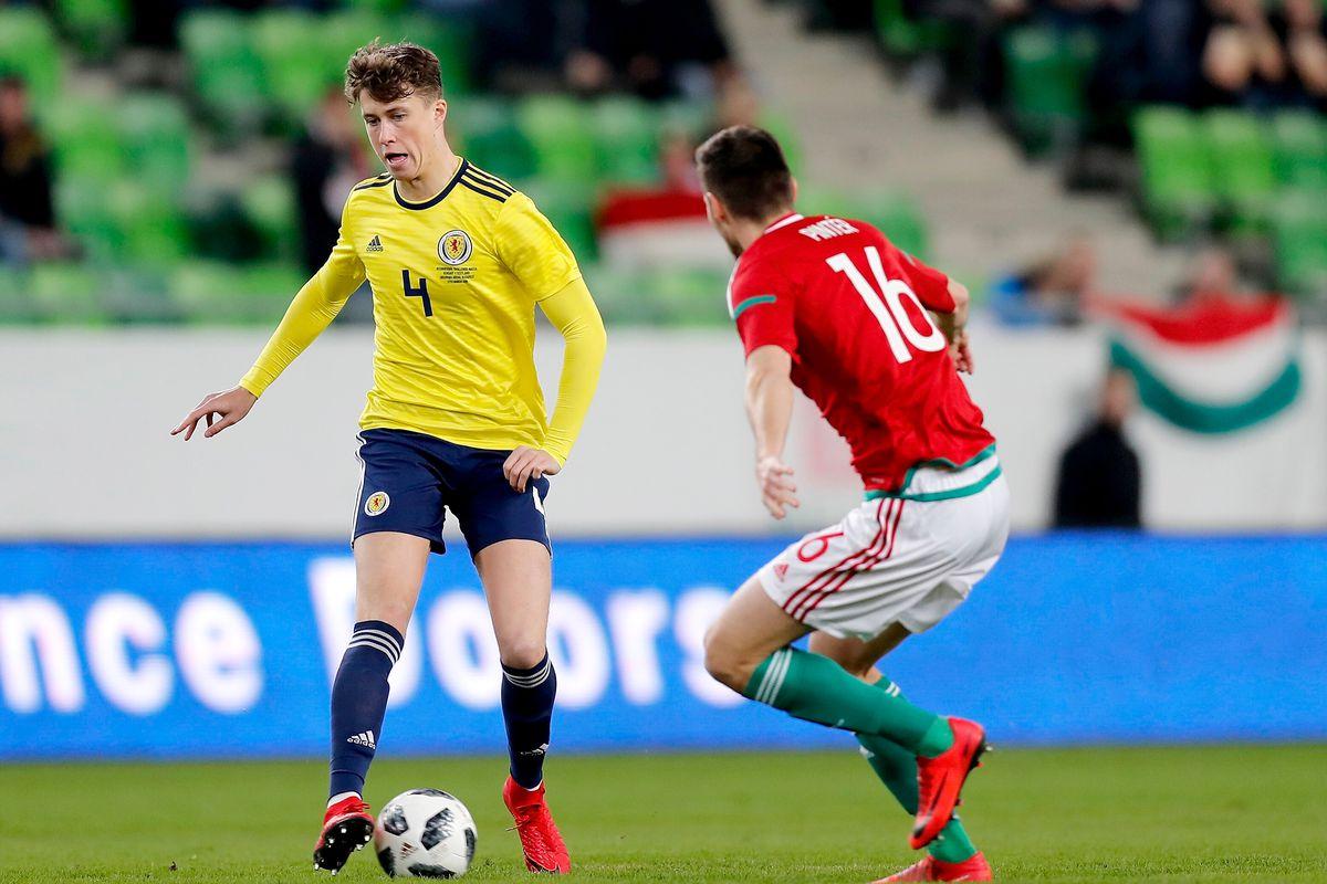 Hungary v Scotland - International Friendly