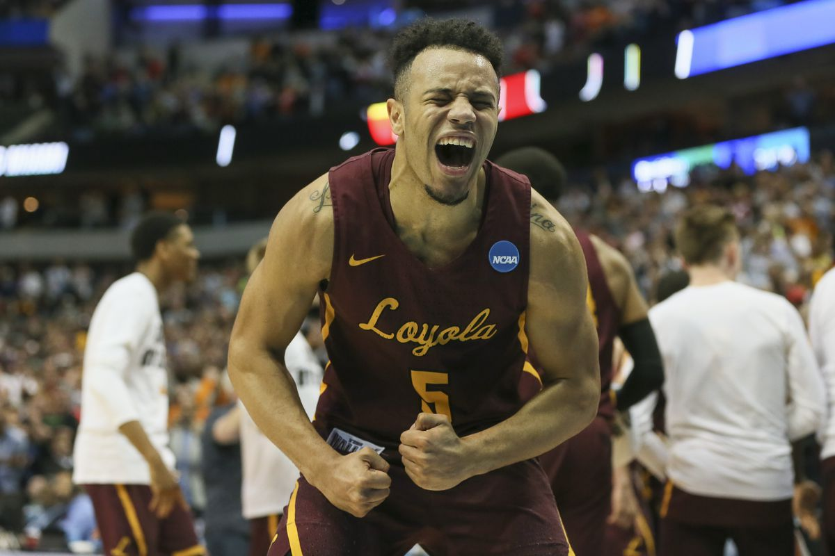new concept acac3 dfae9 NCAA Tournament: Tennessee to face 11-seed Loyola-Chicago on ...