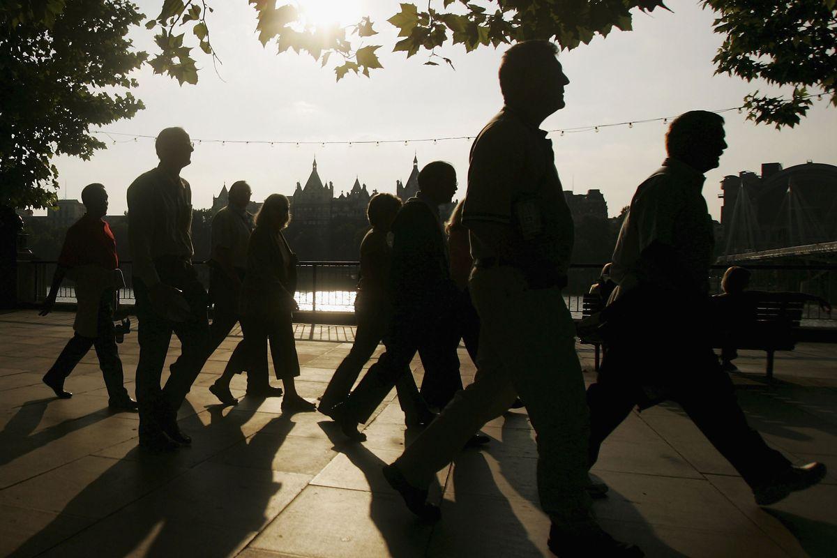 London Tube Stations Evacuated