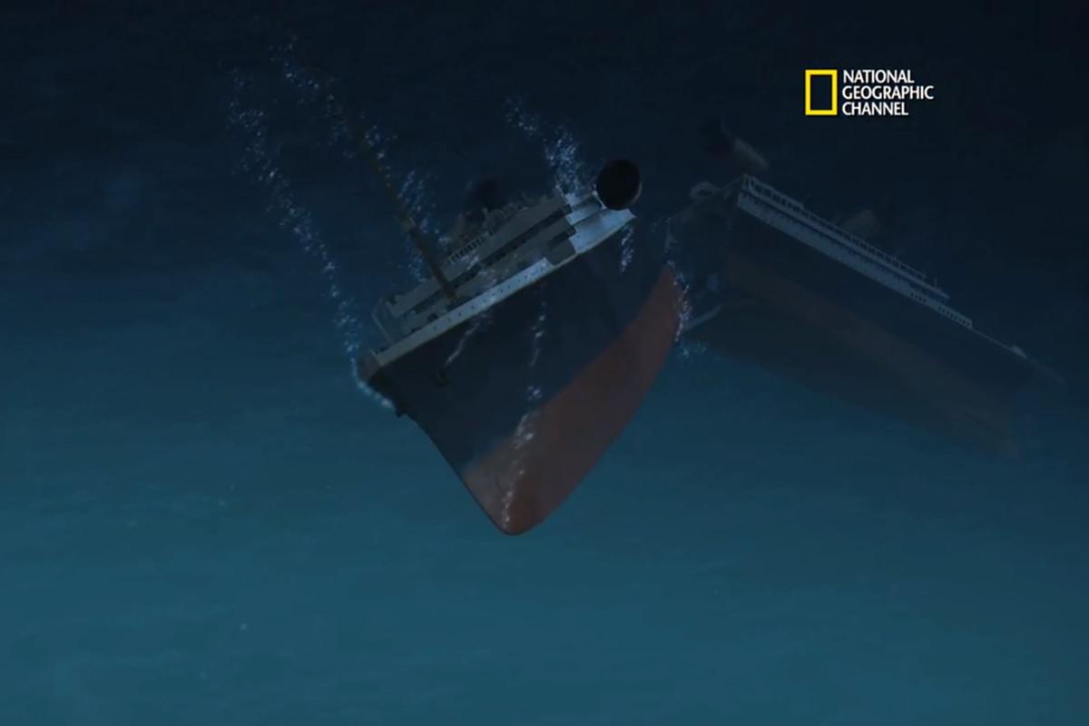 titanic nat geo