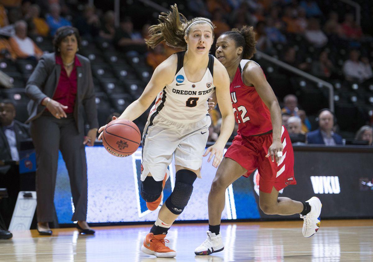 NCAA Womens Basketball: NCAA Tournament-First Round-Oregon State vs Western Kentucky