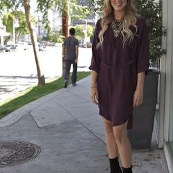 """Oh hi, <a href=""""http://la.racked.com/archives/2014/12/12/3_seriously_cool_holiday_party_looks_from_nasty_gal_melrose.php"""">Christa Jayne</a>. Here's the Fashion or Famine blogger and <a href=""""http://la.racked.com/archives/2013/06/05/la_bloggerstylist_chris"""