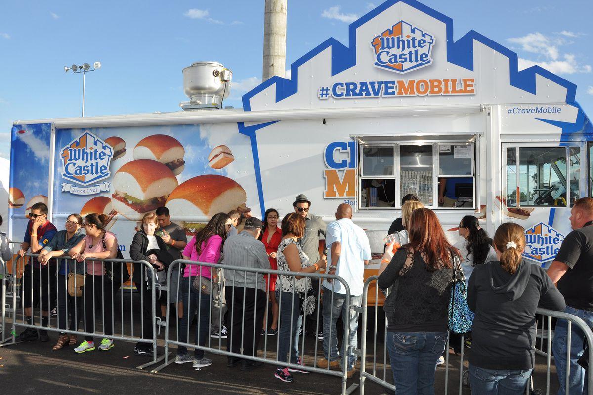 White Castle Craver Mobile