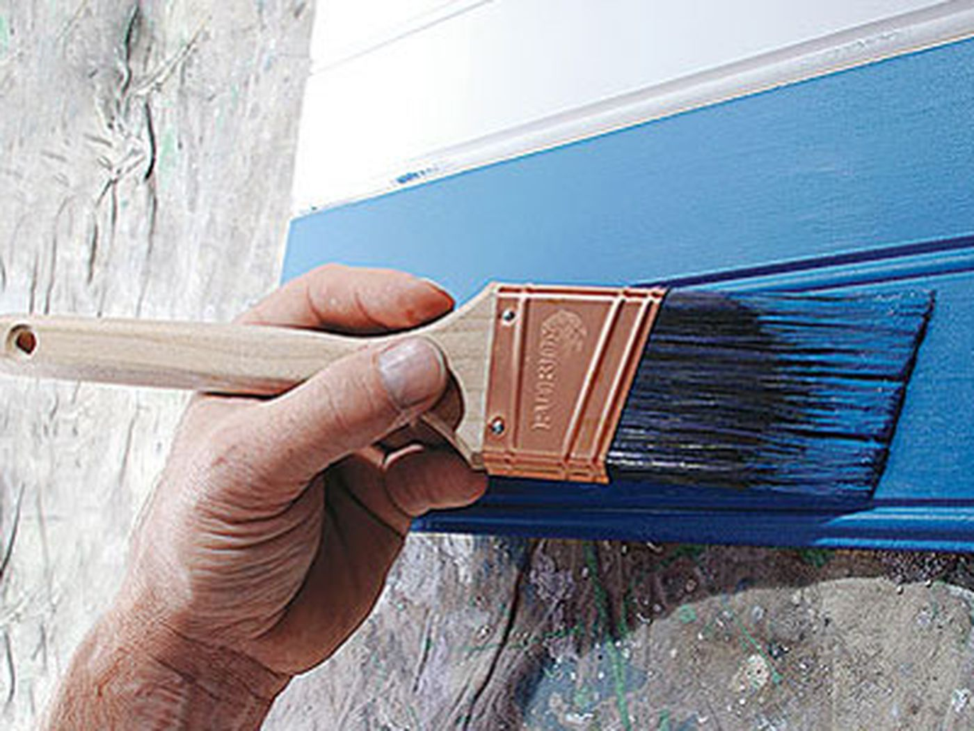 Secrets Of Smooth Brushwork This Old House