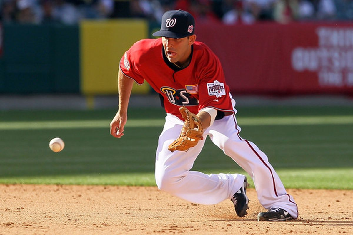 Most Braves fans don't know about Danny Espinosa, but they will after this series.