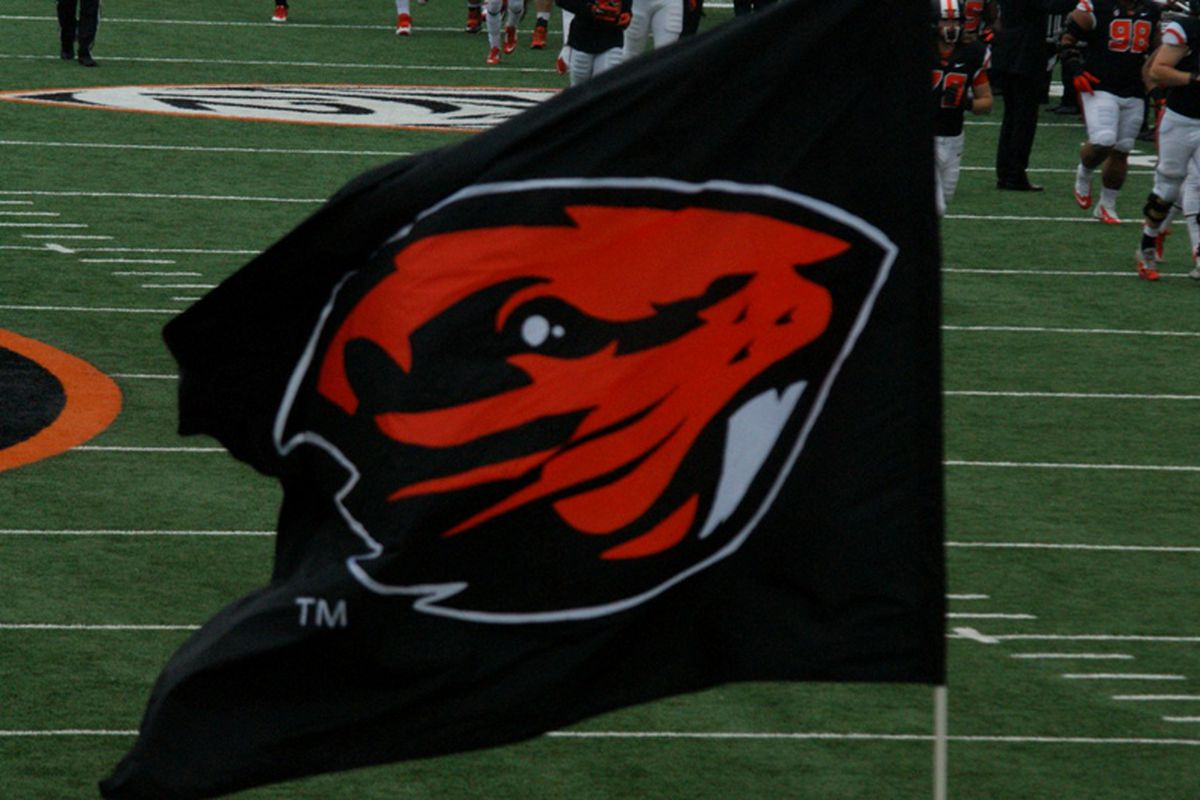 Time to fly the flag for the Beavers once again.