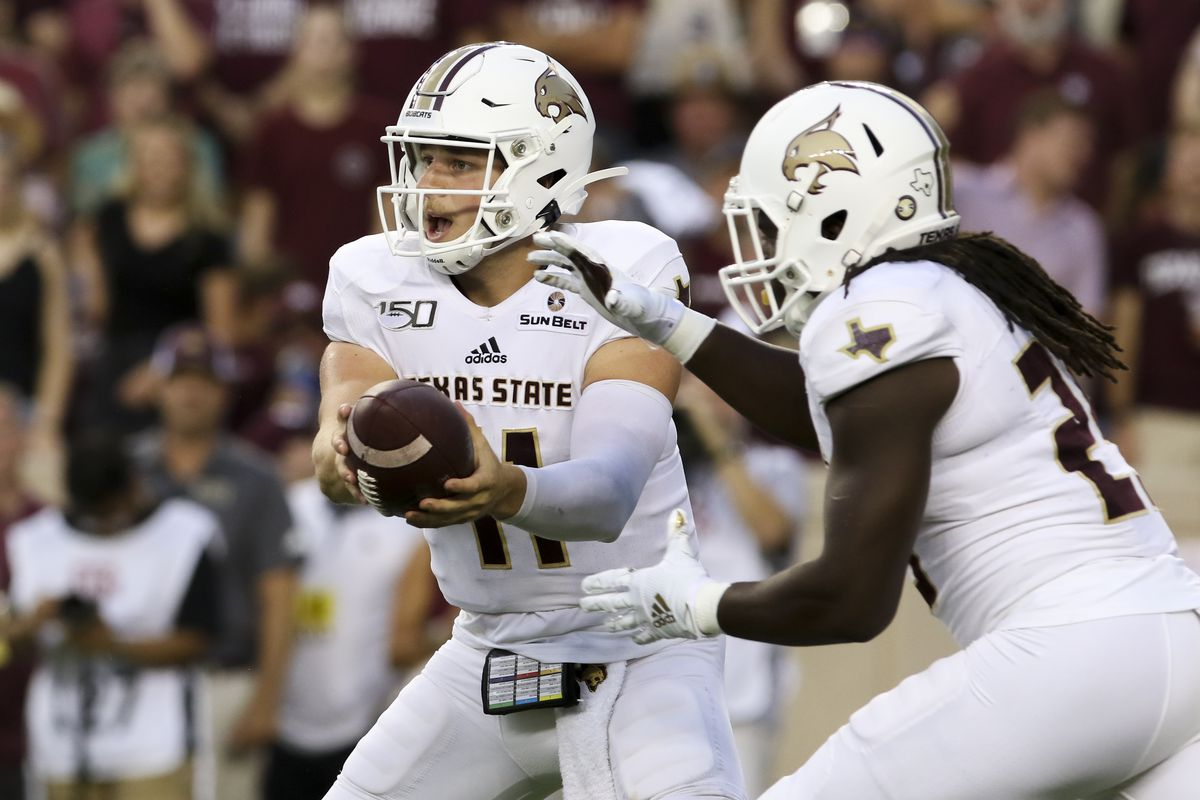 best loved 2d7b5 fbe8c Texas State vs. Wyoming: Preview & Prediction - Underdog Dynasty