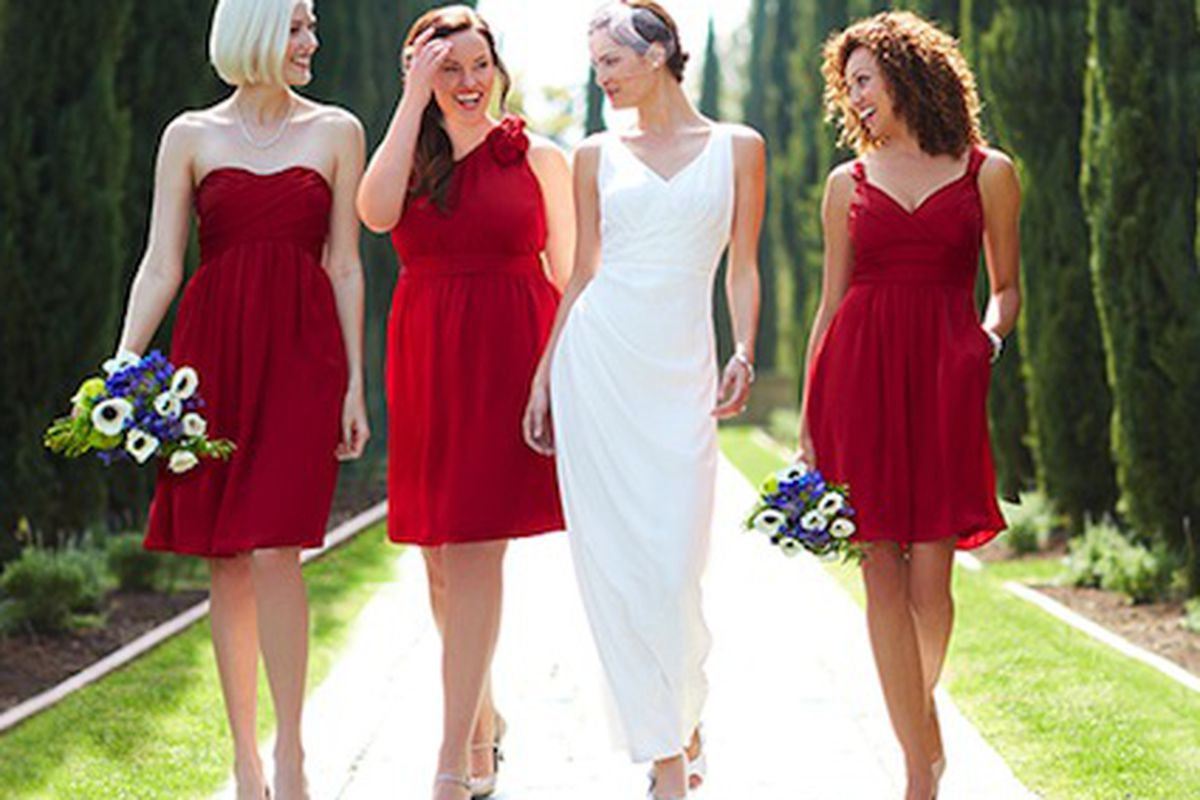 38b7739f9cc 6 High Street Brands With Great Bridesmaid Dress Options - Racked