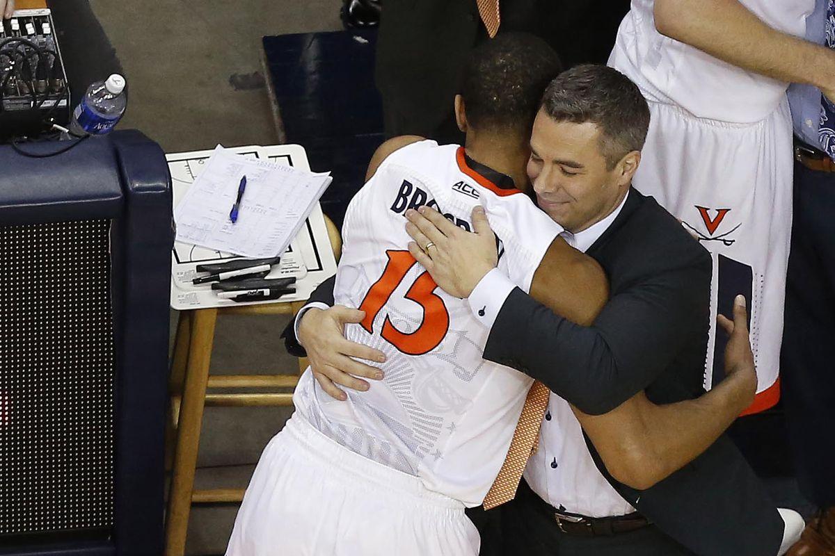 604dcdd4d2b Virginia Basketball to retire Malcolm Brogdon s jersey number ...
