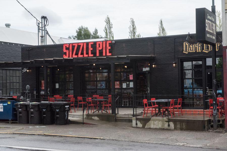 Pizza Capitol Hill Seattle Washington