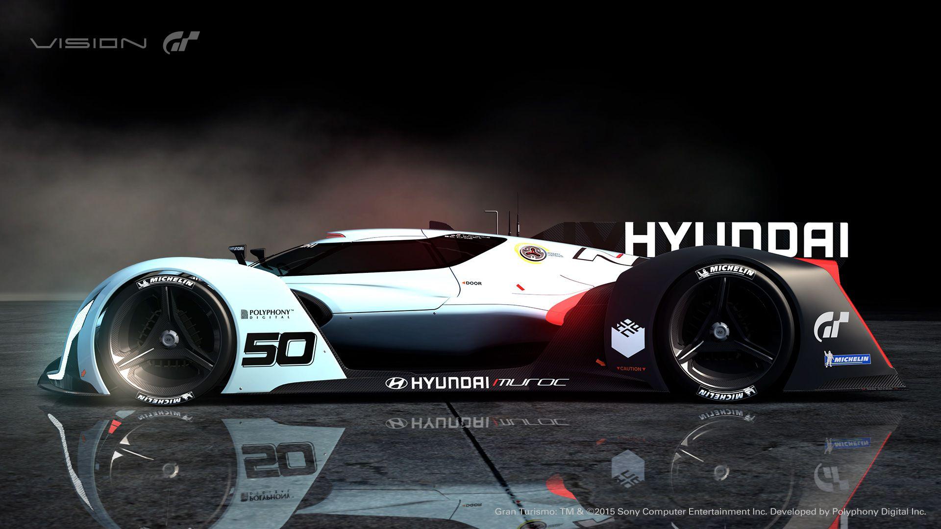 Nissan Of Queens >> This is Hyundai's N 2025 Vision Gran Turismo supercar ...