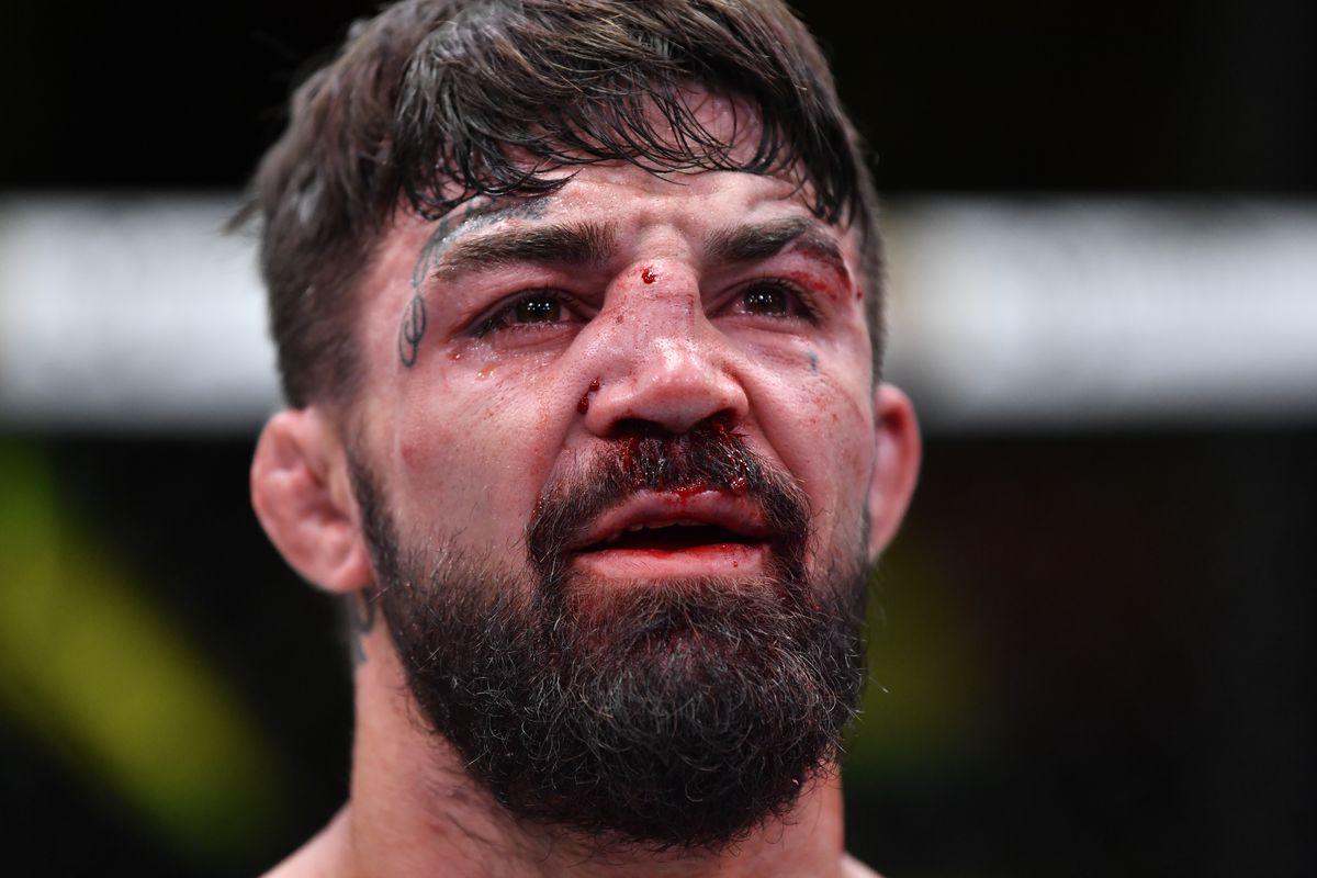 UFC夜晚:Perry V Rodriguez