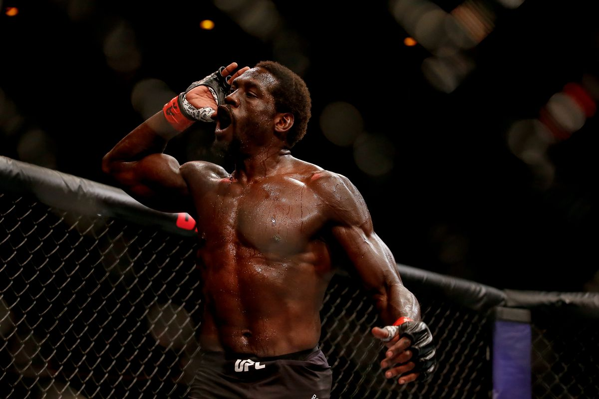 Jared Cannonier, Jack Hermansson verbally agree to fight at UFC Copenhagen on Sept. 28