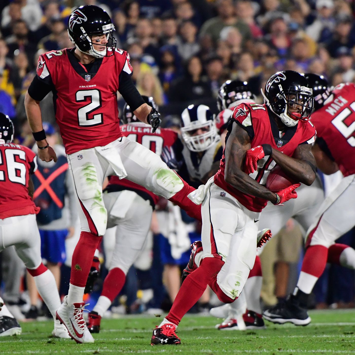 596a9e36 Falcons vs. Eagles live stream: How to watch 2018 NFL playoffs ...