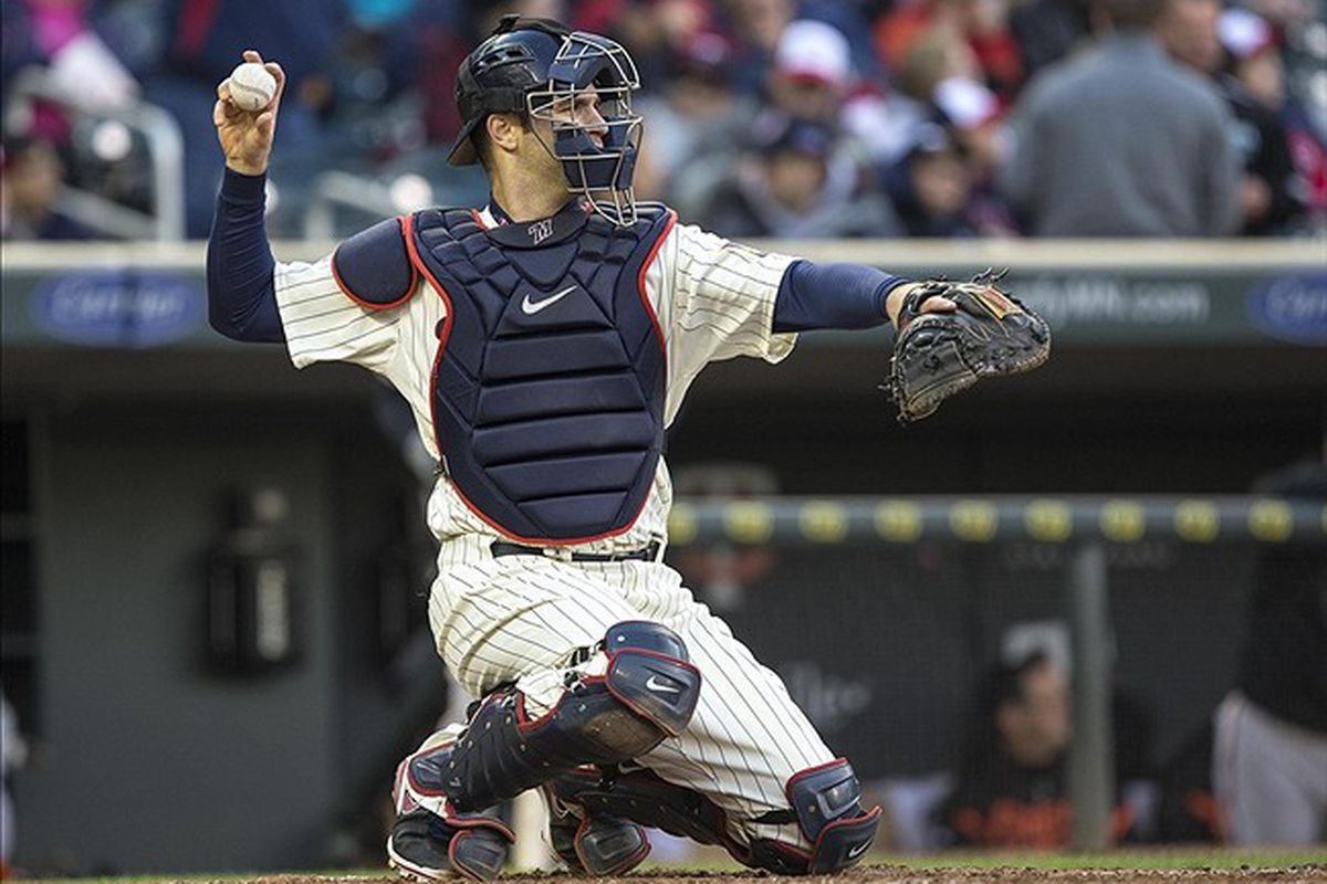 Joe Mauer has been the most successful catcher out of high school in over two decades