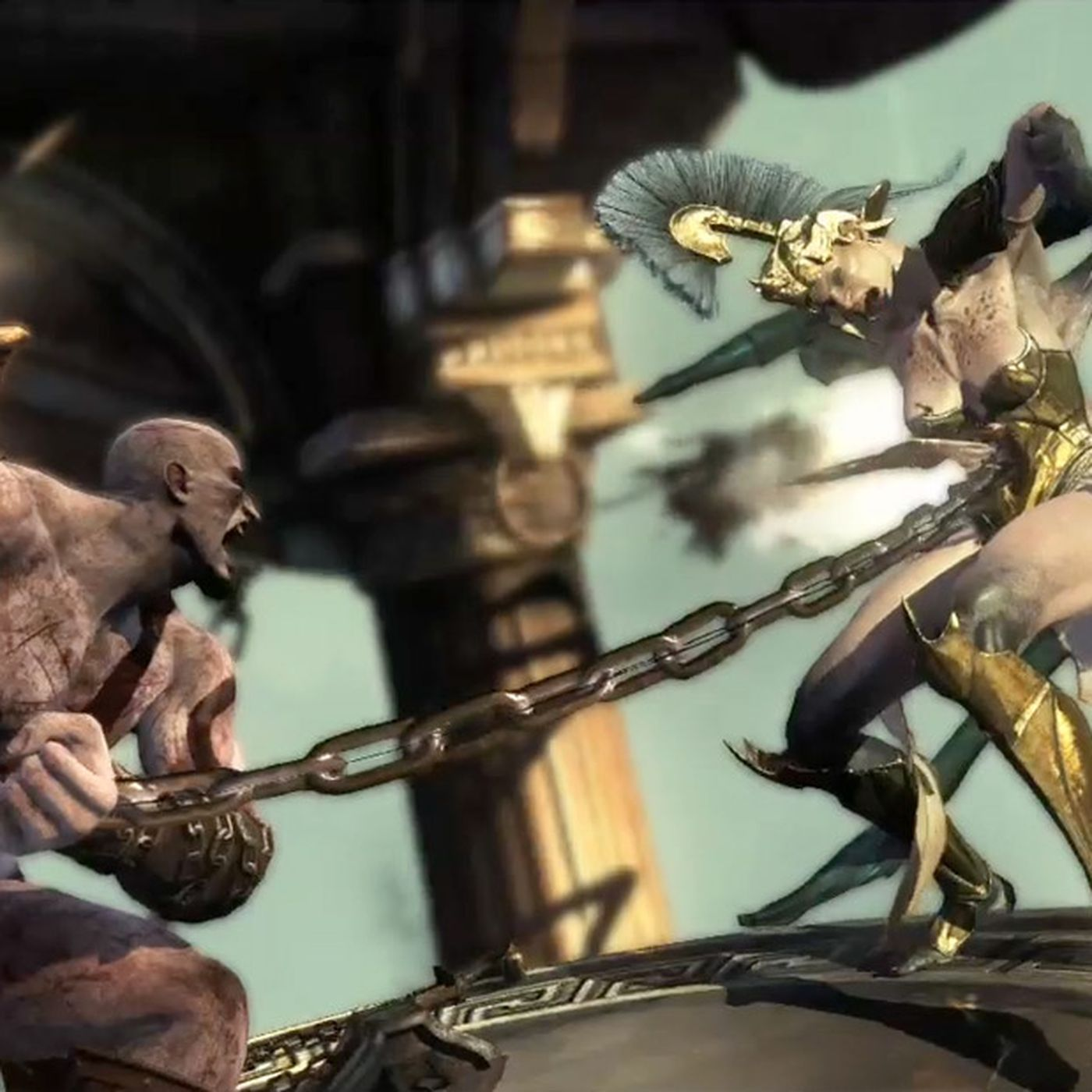 Watch the first 30 minutes of God of War: Ascension's single-player