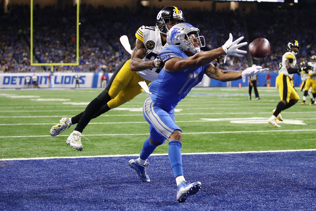 d6264617 Steelers vs. Lions 2017 live results: Scores and highlights from ...
