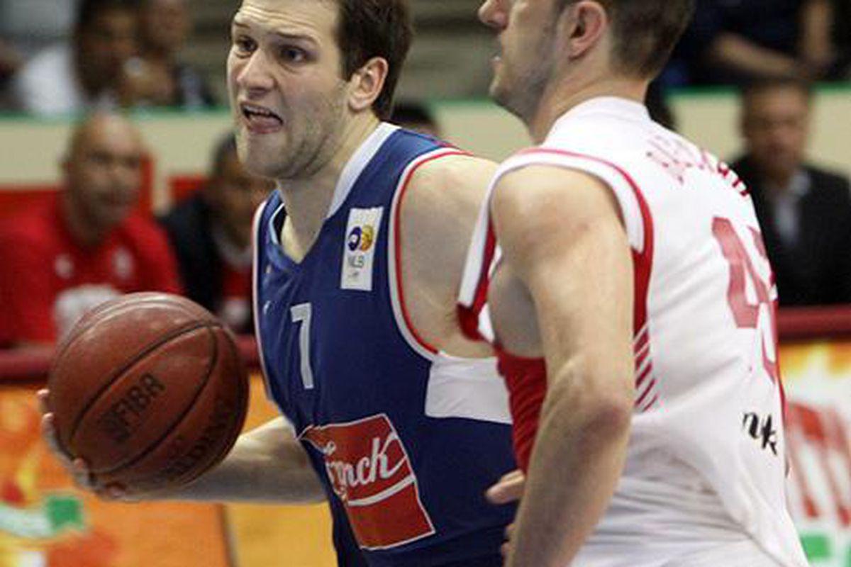 B. Petrinovic, Crobasket