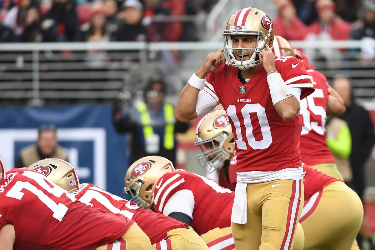ccf64486 Ranking Jimmy Garoppolo's 7 wins as starting QB for 49ers, Patriots ...