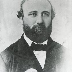 George Q. Cannon, circa 1860