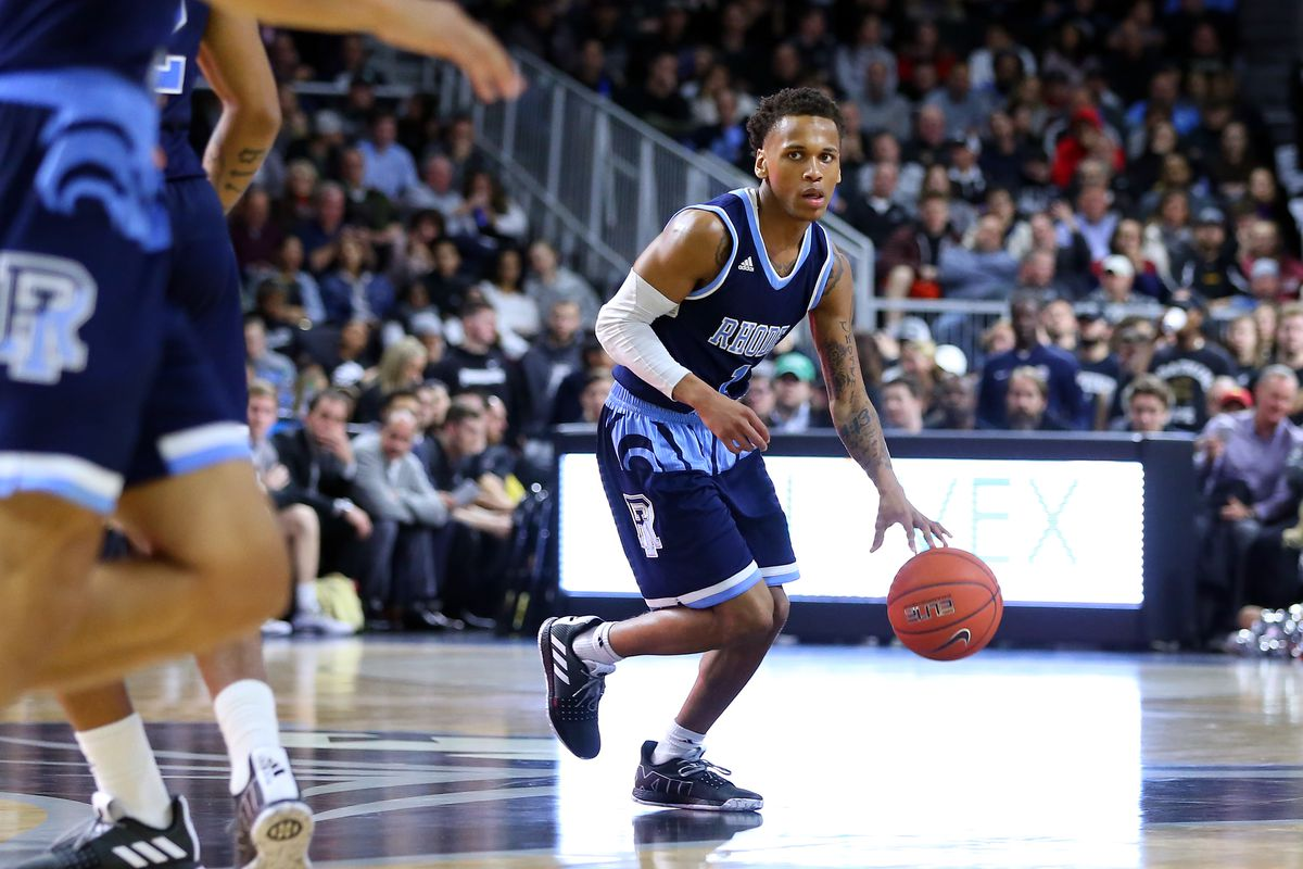 COLLEGE BASKETBALL: DEC 01 Rhode Island at Providence
