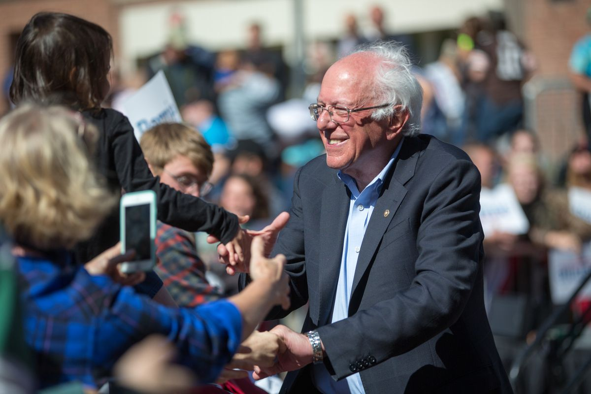 Bernie Sanders is hospitalized, recovering from emergency