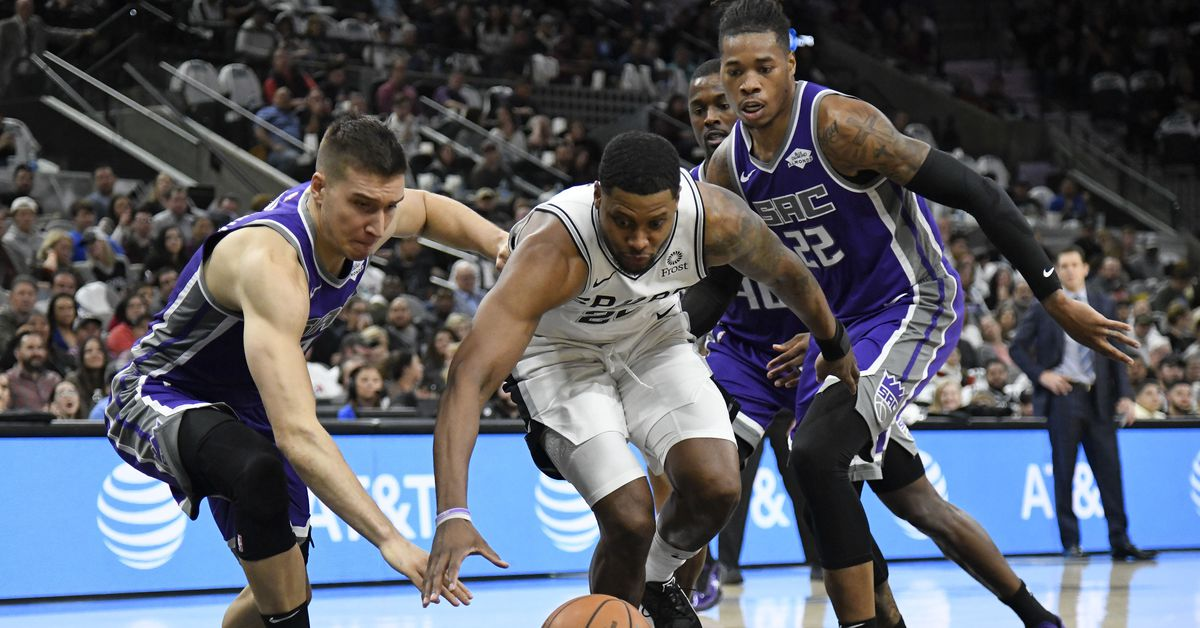 San Antonio vs. Sacramento, Final Score: Spurs win ugly against the Kings in OT, 105-104 - Pounding The Rock