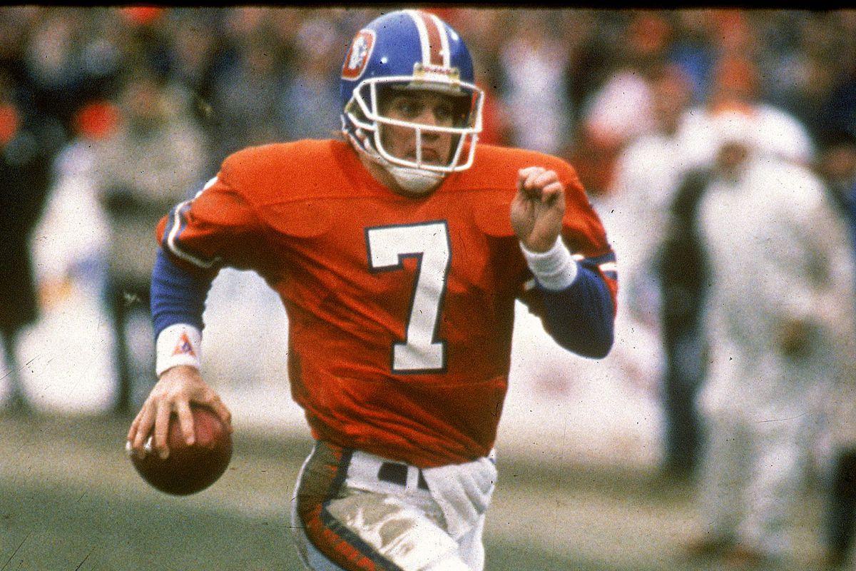 1986 AFC Championship Game - Denver Broncos v Cleveland Browns